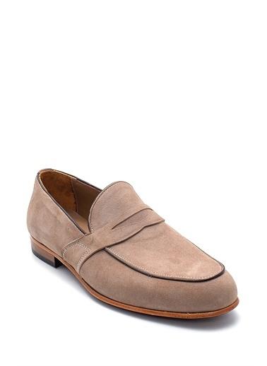 Derimod Erkek Ayakkabı(9623) Klasik Vizon